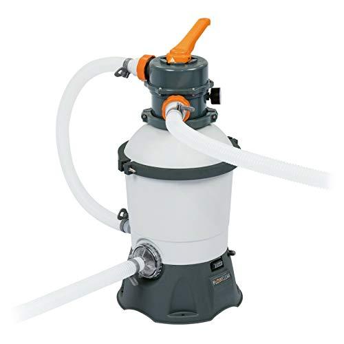 Sandfilteranlage Bestway Flowclear Filterpumpe Sandfilter System Poolreinigung (58515-1 - 3.028 l/h)