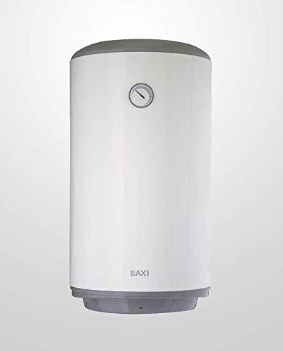 Baxi - Termo eléctrico vertical 7503743 con capacidad de 50 litros