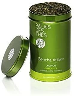 Palais des ThÃs Sencha Ariake Green Tea, 3.5oz Metal Tin by Palais des ThÃs