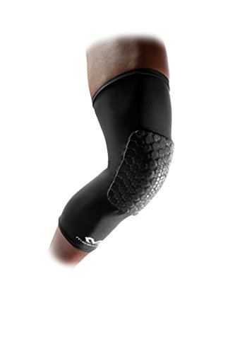 McDavid Teflx Padded Leg Sleeves and Compression, Pair