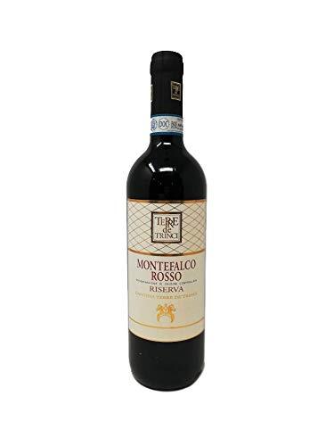 Bottiglia di vino rosso Montefalco Riserva D.O.C.750 ml