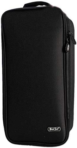 Black Leaf Transport-Tasche für kleine Shisha oder Bong 460 x 170 x 180 mm