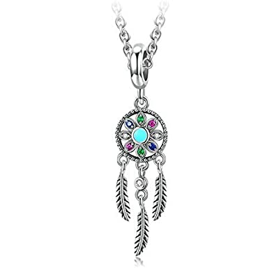 GDDX Silver Invisible Chain Necklaces Pendants Cubic-Zirconia Choker Necklaces Transparent Fishing Line Collier Femme