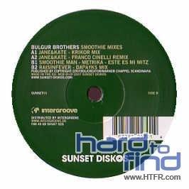 Smoothie Mixes [Vinyl Single]
