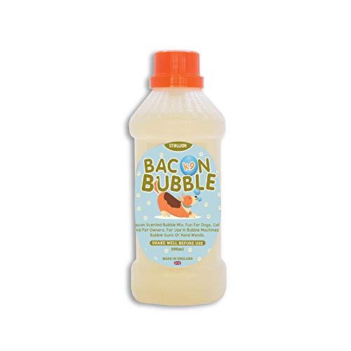 Omega Pet Products K9Bacon Burbujas para Perros