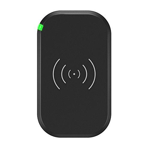 CHOETECH 7.5W/10W/5W Wireless Charge 3 spoelen Qi inductie oplader compatibel met iPhone SE/11/11 Pro/11Pro Max/XS/XS Max/XR/X/8, Galaxy S20/S10/Note 10/9/8/S9/S8, Huawei P40, AirPods 2/Pro enz.