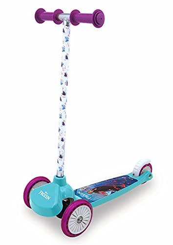 Smoby Patinete de Tres Ruedas Twist Disney Frozen 2 3 años 7600750228