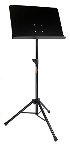 Gearlux Solid-Top Collapsible Music Stand