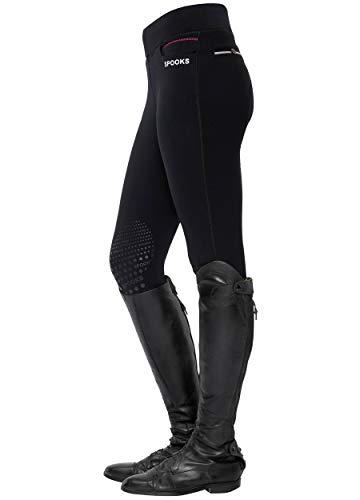 SPOOKS Carla Knee Grip Leggins - DE (Farbe: Black; Größe: L)
