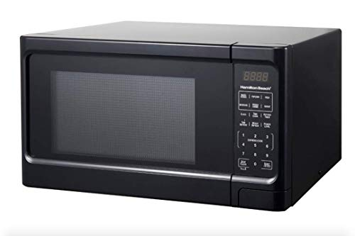 Hamilton Beach 1.1 Cu. Ft. Digital Microwave Oven, Black