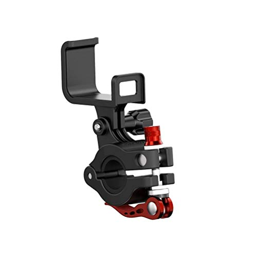 Cacowap Soporte de mando a distancia para manillar de bicicleta Soporte de abrazadera para bicicleta compatible con Mavic Mini/Mavic 2