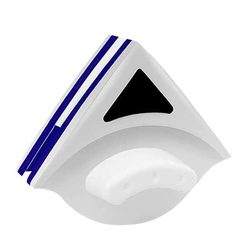 Limpia Cristales Magnético para Ventana de Doble Vidrio - Cepillo de limpieza para Limpiaparabrisas - Para Ambos Lados, valido para Espesor de hasta 8 mm.