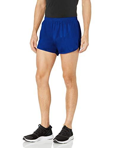 Soffe Men's Ranger Panty Running Short,Royal,Medium