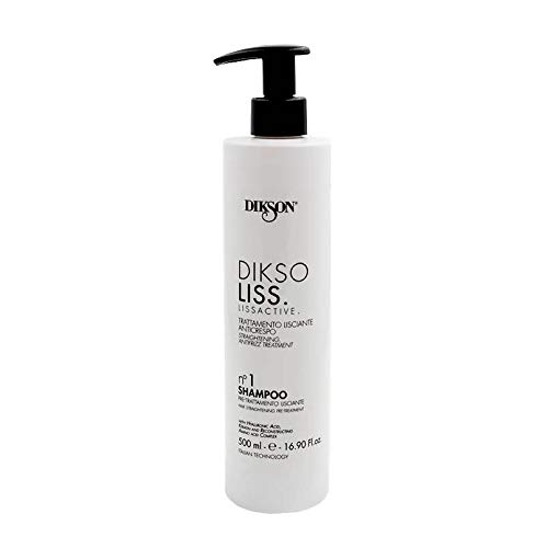 Dikson Diksoliss Ch (1/3 Shampoo - 500 ml