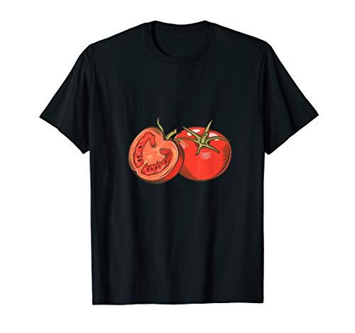 Tomate | Viamine | Gesund | Fruchtfleisch | Gemüse |Gärtner T-Shirt