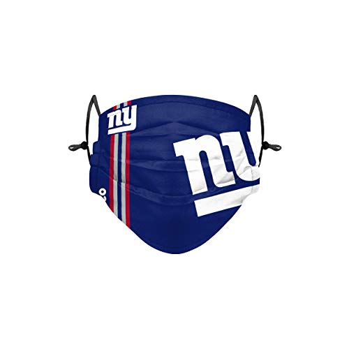 Forever Collectibles UK New York Giants - Copriviso con logo sul campo
