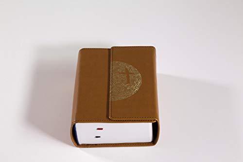 La Bible : traduction officielle liturgique : Edition de voyage cuir
