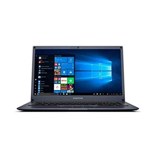Notebook Positivo Motion Plus Q464B Intel® Atom® Quad-Core™ Windows 10 Home 14' - Deep Blue Notebook Positivo Motion Plus Q464B Intel® Atom® Quad-Core™ Windows 10 Home 14' - Deep Blue