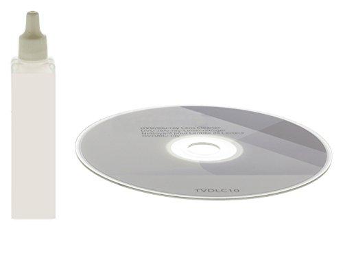 Eurosell Profi Linsenreiniger für DVD Blu-ray-Player Blue Ray Reinigungsdisc Reinigungs DVD CD Laufwerk Blu Ray CD-ROM Linsen Reiniger Reinigung Reinigungsset Bluray