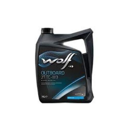 Wolf - Bidon 1 Litre d'huile pour Hord-Bord - 8302008