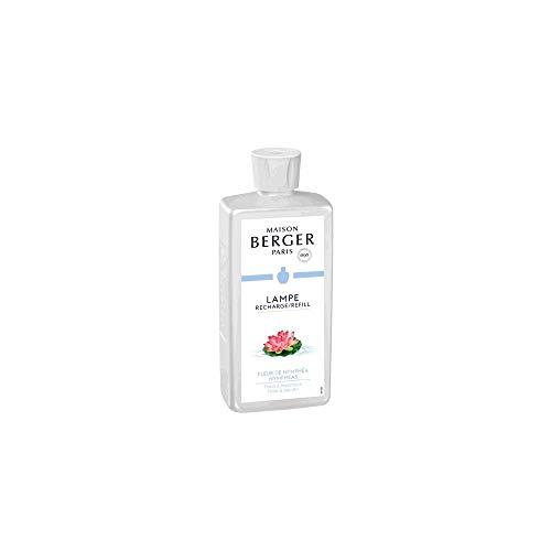 Lampe Berger Parfum Zarte Seerose Plastique Transparent 500 ML