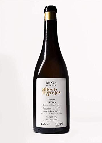 Vino TREVEJOS Blanco Seco 75 cl. Producto Islas Canarias.