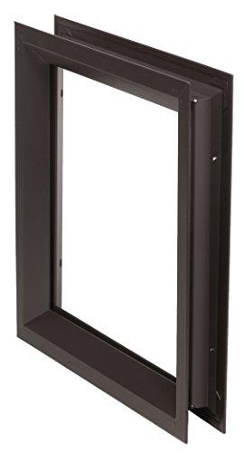 National Guard Lfra100Dkb12X12 Window Frame Kit, 12