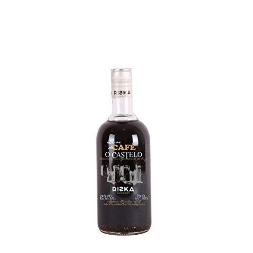 RISKA - Licor De Cafe O Castelo 0,7 Litro