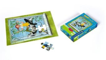 Pippi Puzzle 24 Teile