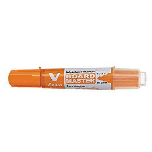 Pilot 355905/Marcador de pizarra V Board Master punta biselada color naranja