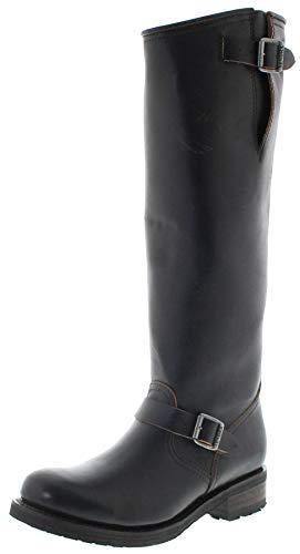 Sendra Boots Damen Biker Boots 16084 Negro Marron Engineerstiefel Braun 39 EU