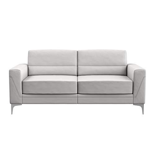 Global Furniture USA Light Grey Gray Sofas