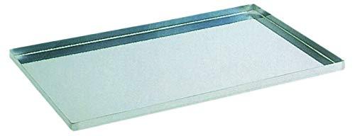 Mallard Ferriere - Plaque Inox Rebords 60 X 40 X 2