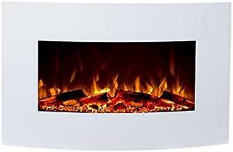 BxHxT Elektroheizung : 56,5cm x 44,5cm x 8,5cm Heizk/örper 1500 Watt Speicherheizung//Schamottespeicher mit integrierten Thermostat und Wandhalterung Ma/ße: