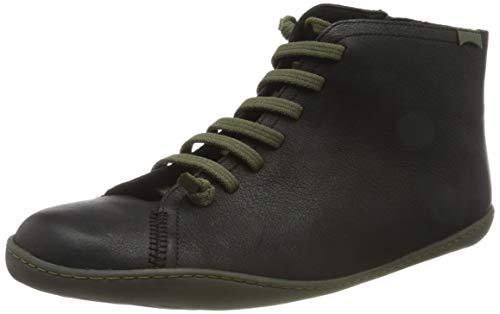 Camper Ankle Boot 36411, Peu Cami, Stivaletto Uomo, Nero, 43 EU, Black