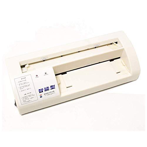 Cablematic - Cortadora eléctrica de tarjetas de visita 89x54mm