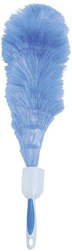 MSV 100467 Plumeau 68 cm, Plastique, Multicolore, 68x10x10 cm