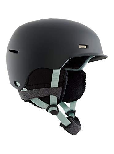 Anon Damen Raven Snowboard Helm, Gray, Mittelgroß