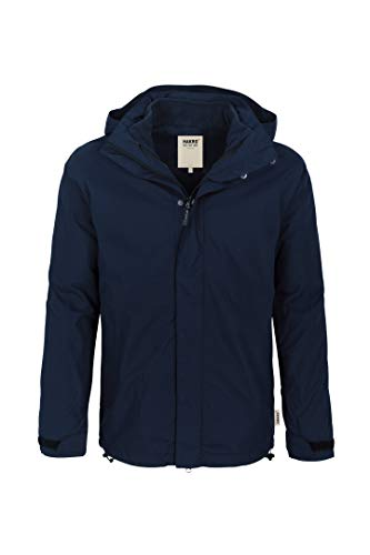 Hakro Active Jacke Boston, tinte/fleece in tinte, L
