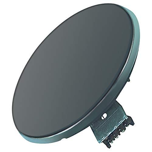 Placa eléctrica rápida de 180 mm de diámetro, 2000 W para horno,...