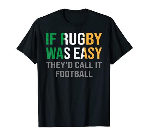Funny Irish Rugby T Shirt   Ireland Rugby Shirt   St Patrick