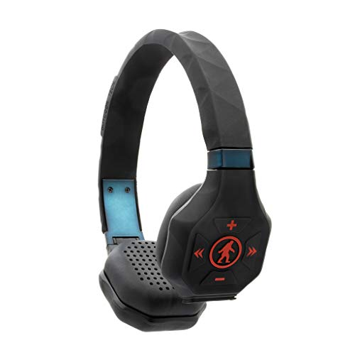 Rugged Bluetooth Headphones for Working Out and...