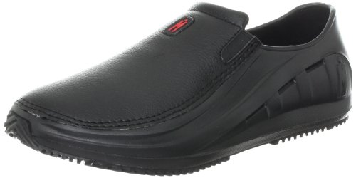 MOZO Men's Sharkz Slip Resistant Work Shoe