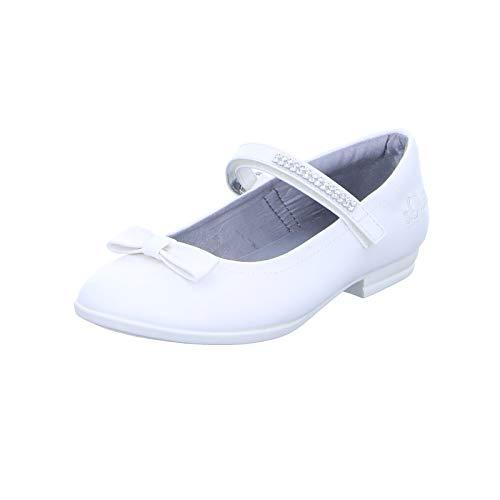 s.Oliver Kinder Ballerina 55 42800 Weiß (White) 1760487031