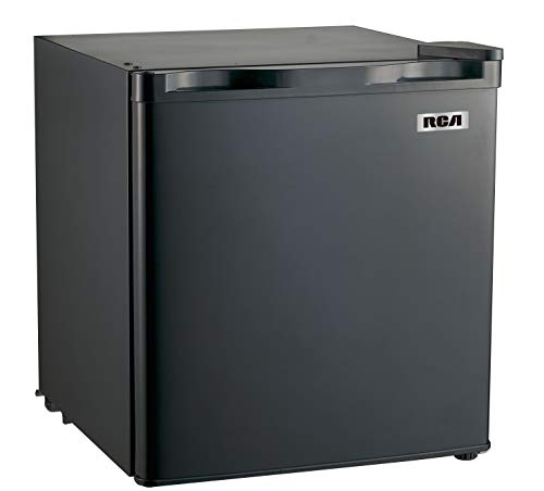 1.6-1.7 Cubic Foot Fridge, Black