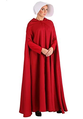 Handmaid's Tale Womens Fancy Dress Costume Small/Medium