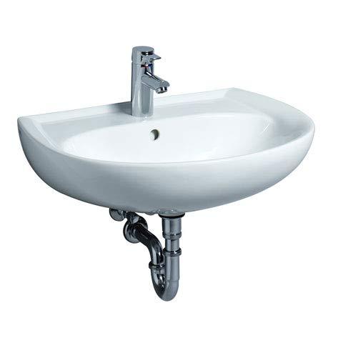 Keramag Waschtisch Renova Nr. 1KeraTect weiß cm 65