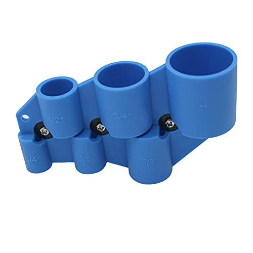Herramienta de desbarbado para tubos, desbabador interior y exterior – Tubo de plástico individual del tubo y del tubo de montaje para el proyecto hidráulico