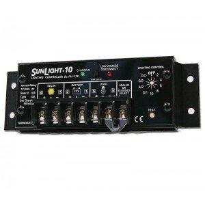 Morningstar SL-10L-24V Sunlight-10 Amp With Lvd