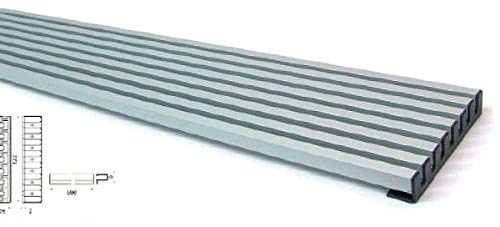 Rejilla de frigorífico y horno M31 de 60 o 90 cm (90 cm, acero inox mate)